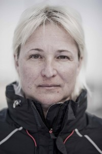 Clipper 2015-16 Race skipper Diane Reid